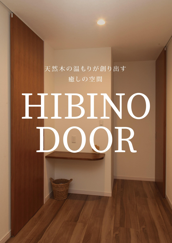 Hibino Door
